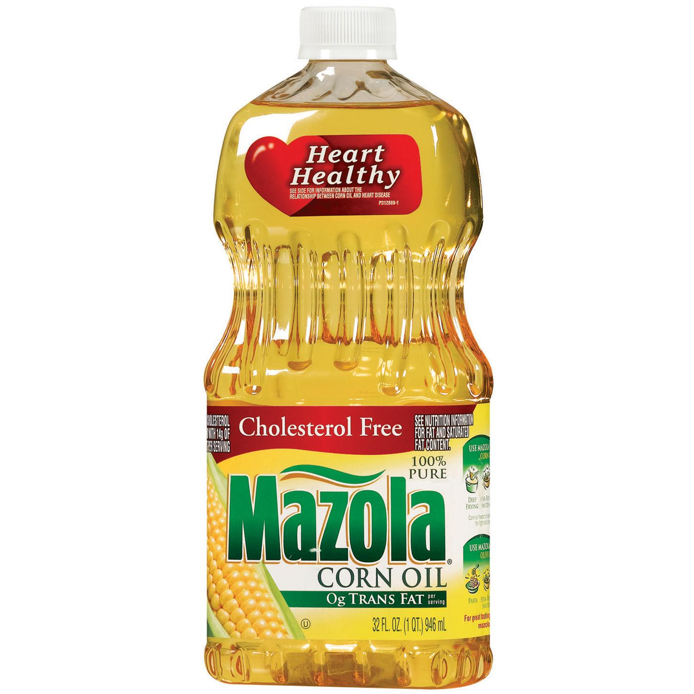 MAZOLA - CORN OIL - 32oz