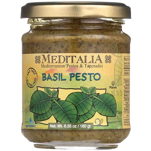 MEDITALIA - BASIL PESTO - 6.35
