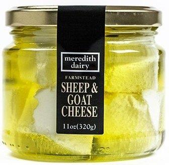 MEREDITH DAIRY - SHEEP & GOAT CHEESE - 11oz