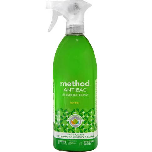 METHOD - ANTIBAC CLEANER - (Bamboo) - 28oz