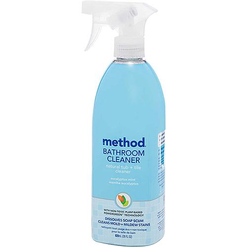 METHOD - BATHROOM CLEANER - 28oz