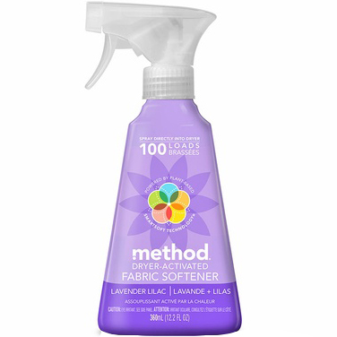 METHOD - DRYER ACTIVATED FABRIC SOFTENER - (Lavender Lilac) - 12.2oz