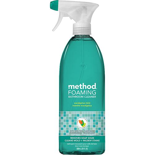 METHOD - FOAMING BATHROOM CLEANER - (Eucalyptus Mint) - 28oz