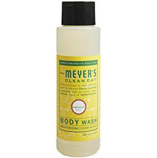 MEYER'S - BODY WASH - (Honeysuckle) - 16oz