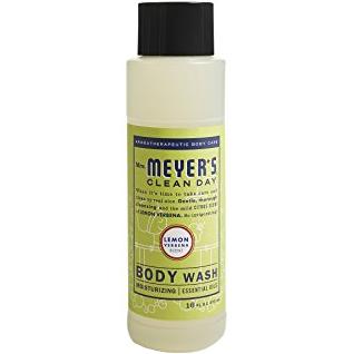 MEYER'S - BODY WASH - (Lemon Verbena) - 16oz