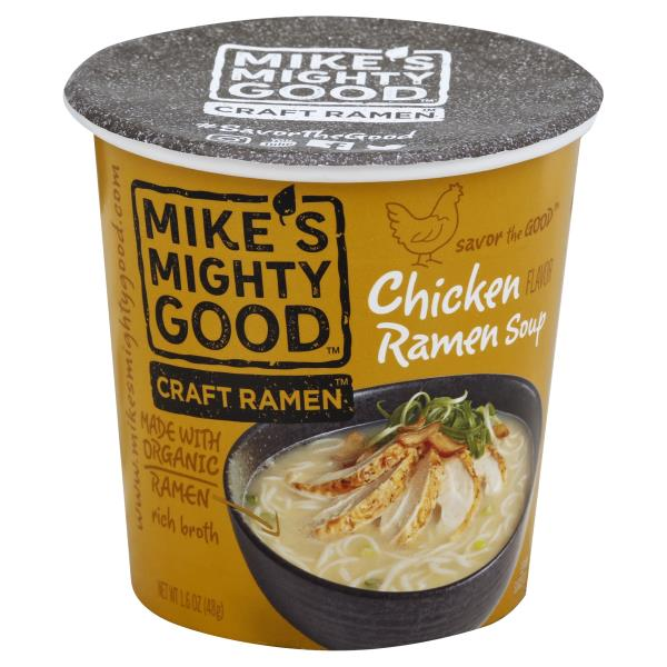 MIKE'S MIGHTY GOOD - CHICKEN SOUP - 1.6oz
