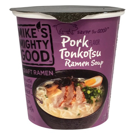 MIKE'S MIGHTY GOOD - PORK TONKOTSU SOUP - 1.7oz