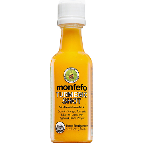 MONFEFO - TURMERIC SHOT - 1.7oz