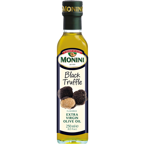 MONINI - EXTRA VIRGIN OLIVE OIL (Black Truffle) - 8.5oz