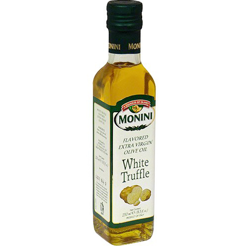MONINI - EXTRA VIRGIN OLIVE OIL (White Truffle) - 8.5oz