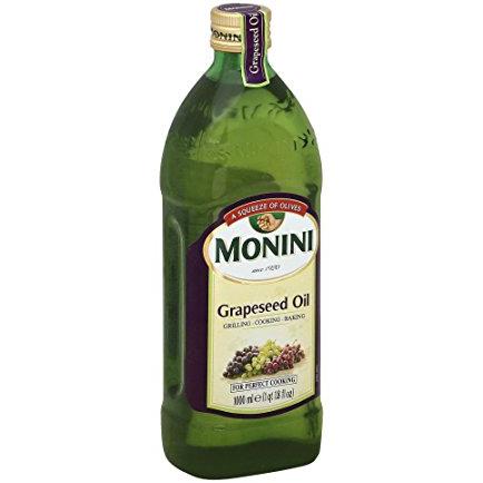 MONINI - GRAPESEED OIL - 1000ml