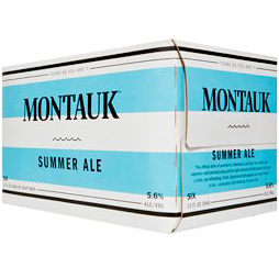 MONTAUK - (Can) - (Summer Ale) - 12oz(6PK)