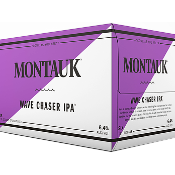 MONTAUK - (Can) - (Wave Chaser Ale) - 12oz(6PK)