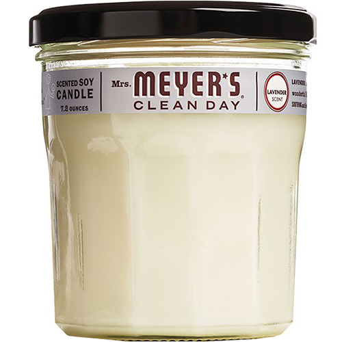 Mrs. MEYER'S - CANDLE - (Lavender) - 7.2oz