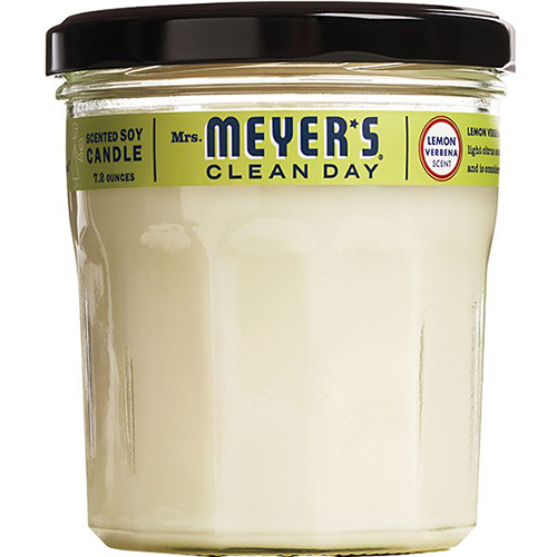 Mrs. MEYER'S - CANDLE - (Lemon Verbena) - 7.2oz