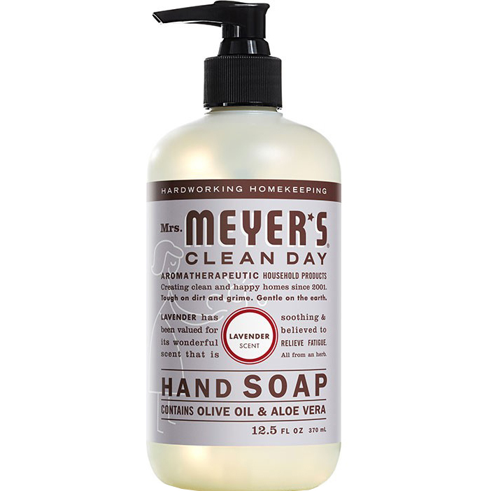 Mrs. MEYER'S - CLEAN DAY HAND SOAP - (Lavender) - 12.5oz