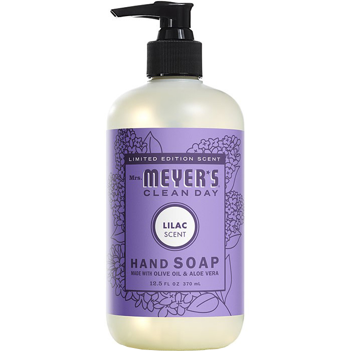 Mrs. MEYER'S - CLEAN DAY HAND SOAP - (Lilac) - 12.5oz