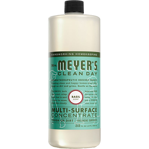 MRS MEYER'S - MULTI SURFACE CONCENTRATE - (Basil) - 32oz