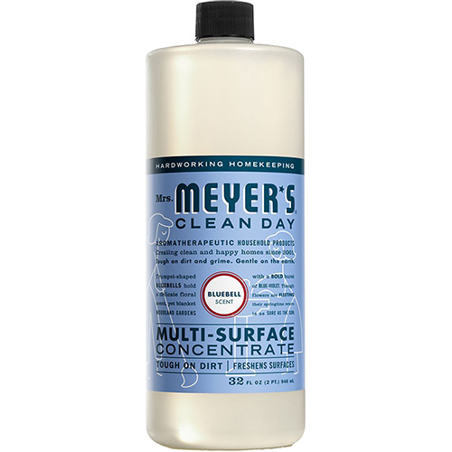 MRS MEYER'S - MULTI SURFACE CONCENTRATE - (Bluebell) - 32oz