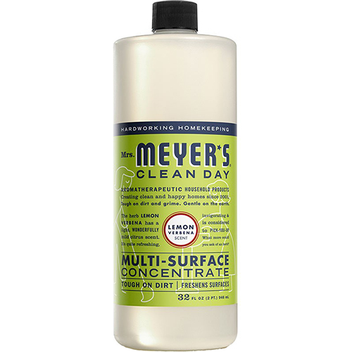 MRS MEYER'S - MULTI SURFACE CONCENTRATE - (Lemon Verbena) - 32oz