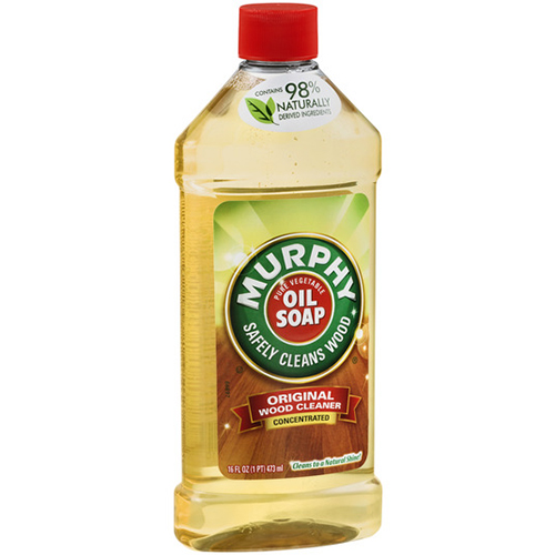 MURPHY - PURE VEGETABLE OIL SOAP SAFELY CLEANS WOOD - (Original) - 16oz