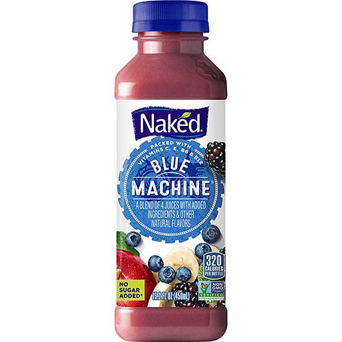 NAKED - MACHINE - (Blue) - 15.2oz