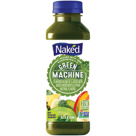 NAKED - MACHINE - (Green) - 15.2oz