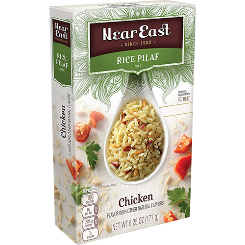 NEAR EAST - RICE PILAF - (Chicken) - 6.25oz