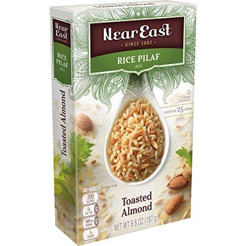 NEAR EAST - RICE PILAF - (Toasted Almond) - 6.6oz
