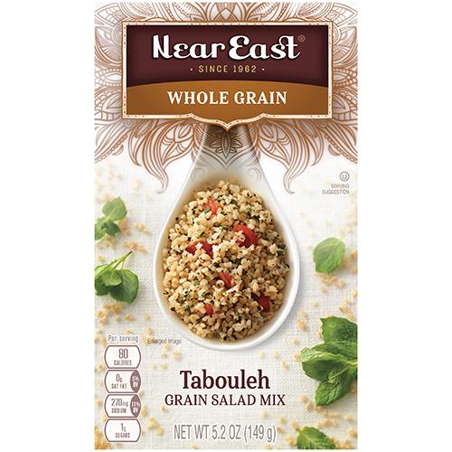 NEAR EAST - WHOLE GRAIN - (Tabouleh | Grain Salad Mix) - 6.3oz