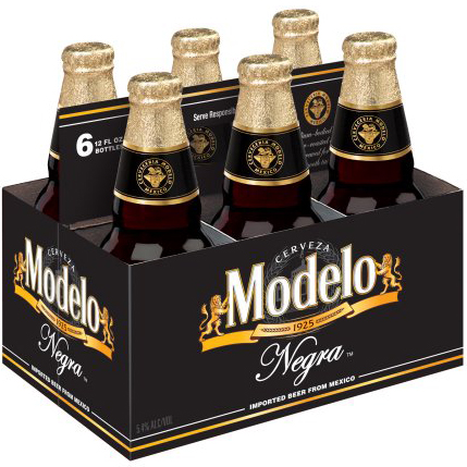 NEGRA MODELO - (Bottle) - 12oz(6PK)