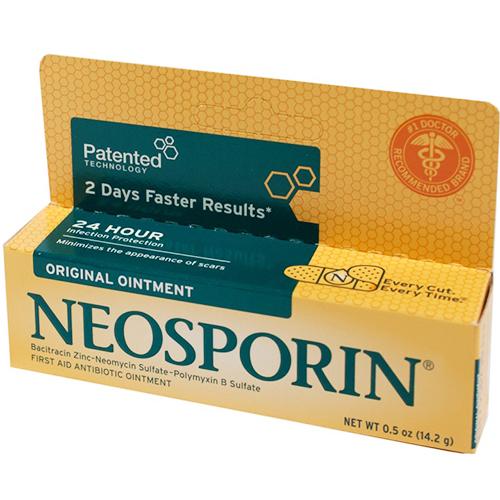 NEOSPORIN - 0.5oz