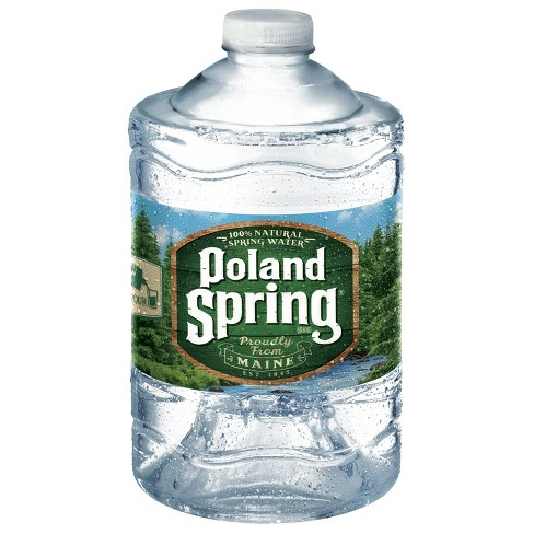 NESTLE - POLAND SPRING WATER - 101.4oz