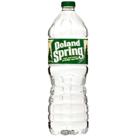 NESTLE - POLAND SPRING WATER - 1L