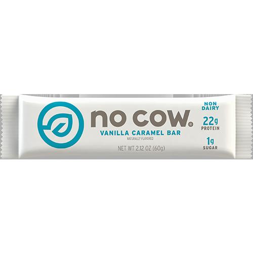 NO COW - (Vanilla Caramel Bar) - 2.12oz
