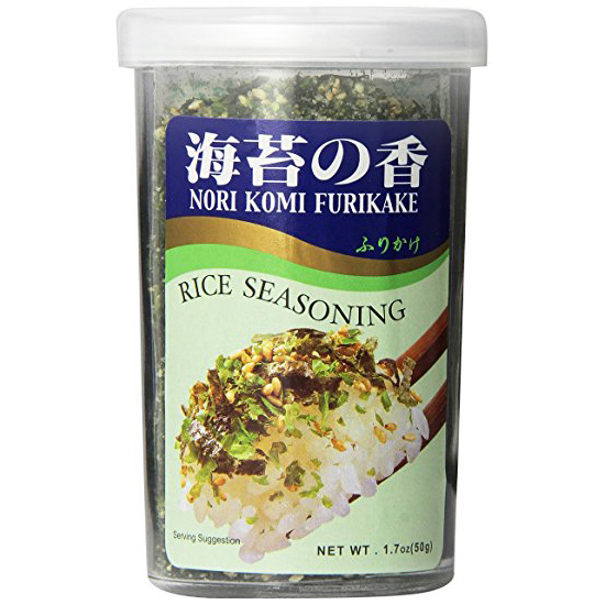 NORI KOMI FURIKAKE - RICE SEASONING - 1.7oz