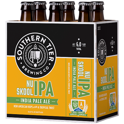 NU SKOOL IPA - (Bottle) - 12oz(6PK)
