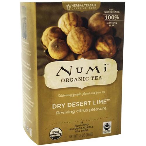 NUMI - ORGANIC TEA - (Dry Desert Lime) - 18bags