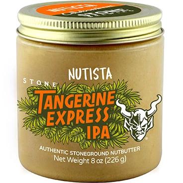 NUTISTA - NUTBUTTER - (Tangerine Express IPA) - 8oz
