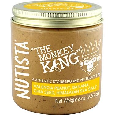 NUTISTA - NUTBUTTER - (The Monkey King) - 8oz