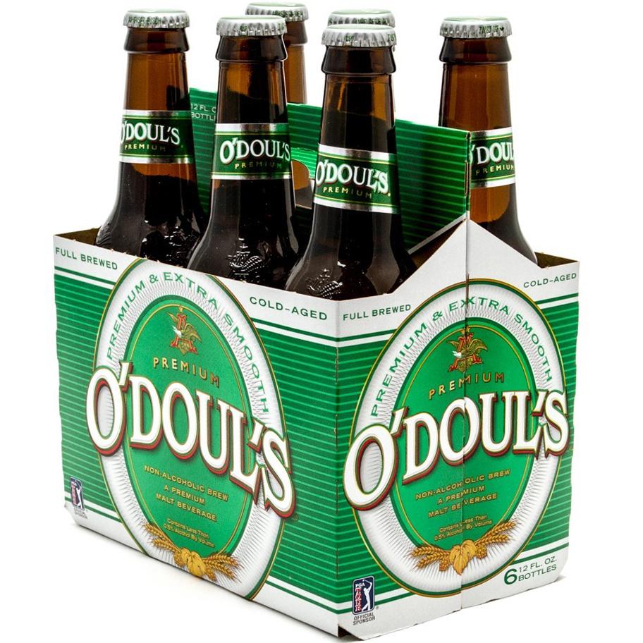 O'DOUL'S - (Bottle) - 12oz(6PK)