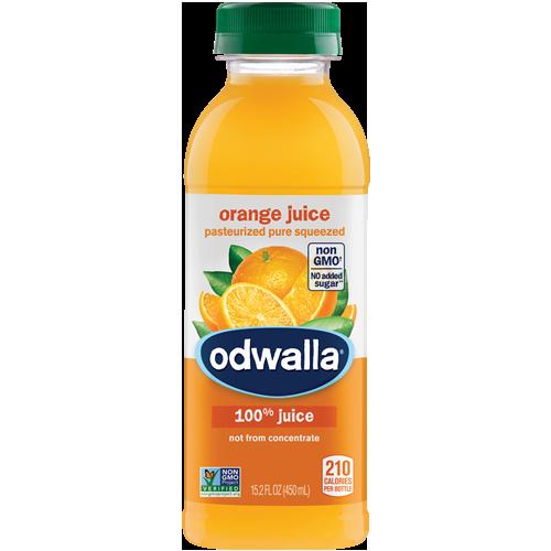 ODWALLA - 100% JUICE - (Orange_Juice) - 15.2oz