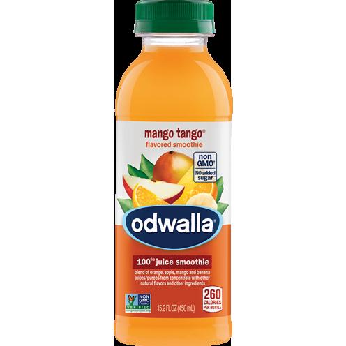 ODWALLA - 100% JUICE SMOOTHIE - (Mango Tango) - 15.2oz