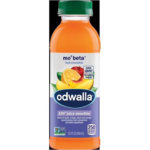ODWALLA - 100% JUICE SMOOTHIE - (Mo' Beta) - 15.2oz