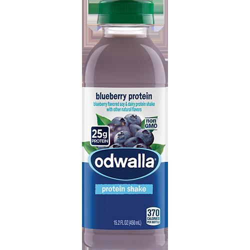 ODWALLA - PROTEIN SHAKE - (Blueberry Protein) - 15.2oz