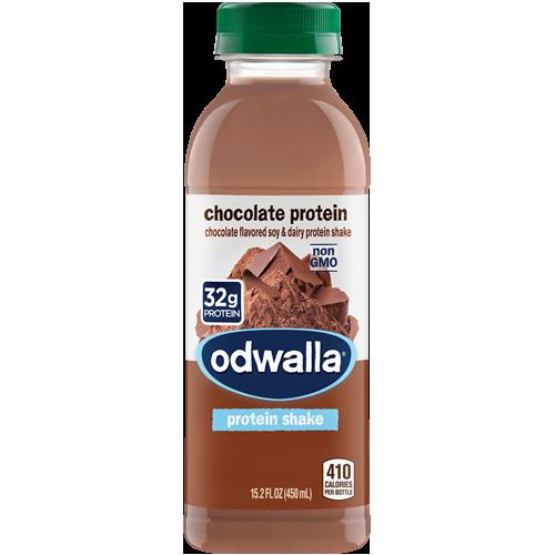 ODWALLA - PROTEIN SHAKE - (Chocolate Protein) - 15.2oz
