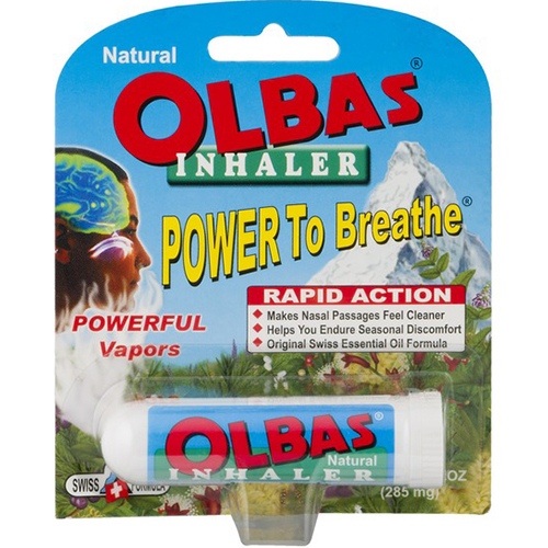 OLBAS INHALER - POWER TO BREATHE PENETRATING VAPORS - 0.01oz