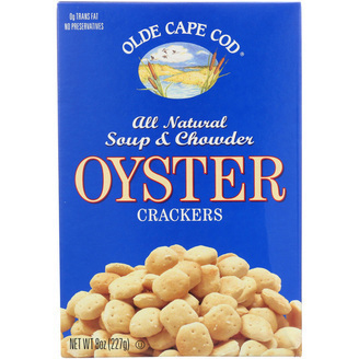 OLDE CAPE COD - OYSTER CRACKERS - 8oz