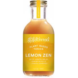 OLDTHREAD - PLANT BASED TONICS - (Lemon Zen) - 12oz