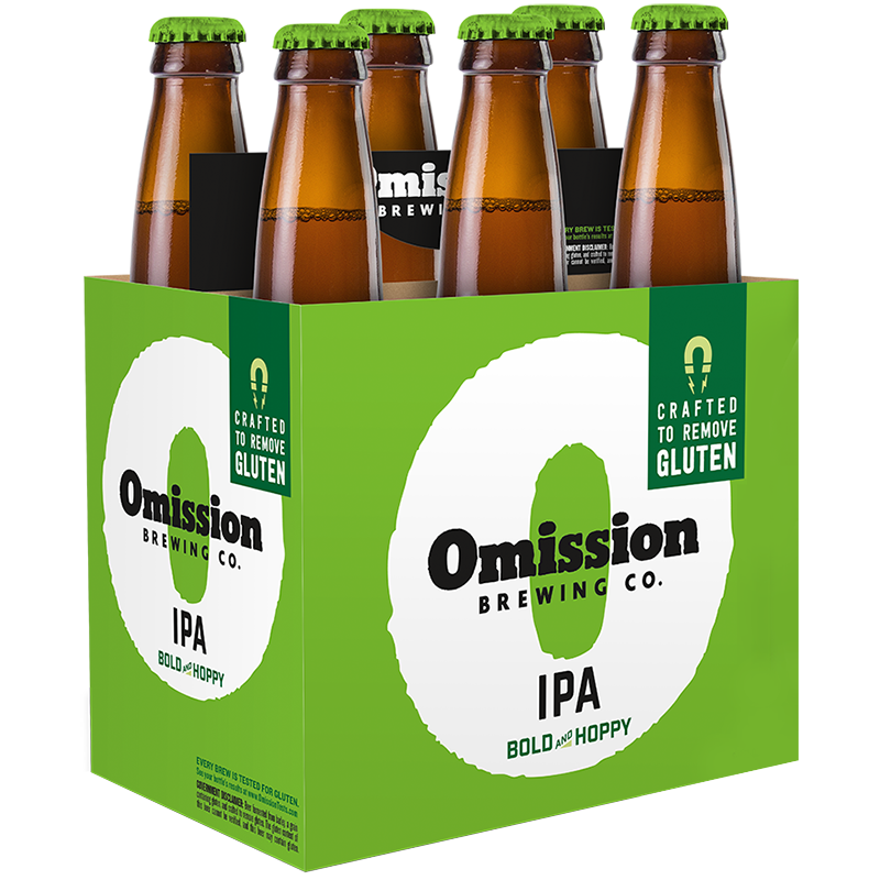 OMISSION IPA - (Bottle) - 12oz(6PK)